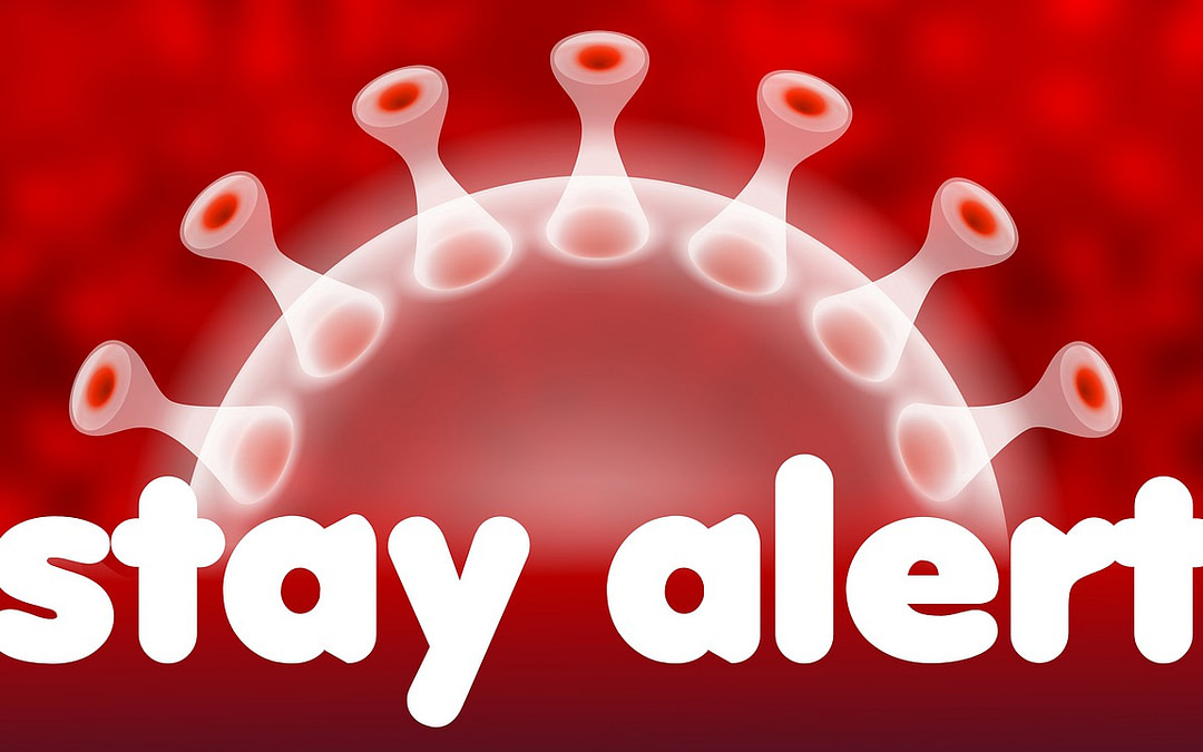 "#""Stay Alert"" is too vague"
