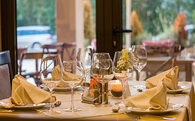 Restaurants, guest houses and hotels are dying!